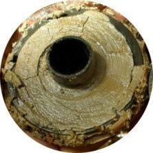 солеотложения и коррозия на насоснокомпрессорных трубах